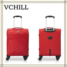 china new design hot selling polka dot luxury luggages