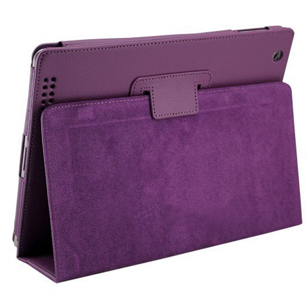 Blue Ultra Slim Magnetic PU Leather Case Smart Cover For Apple iPad 2 3 4
