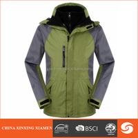 color olive waterproof mens winter warm hunting jacket shooting jacket