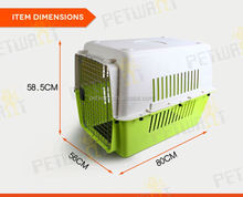 hot-dipped galvanized dog kennel