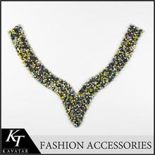 New v-neck collar patterns ladies kurtis neck designs fancy neck designs