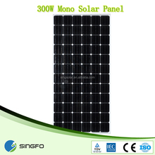 300w high efficiency good quality cheap price hot sale solar panel in america market