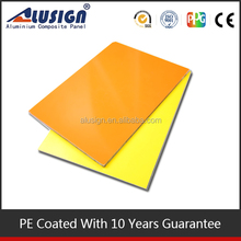 Alusign australian composite panels packaging material