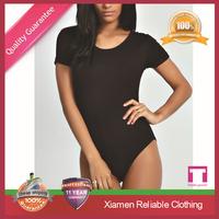 2015 Top quality Custom 95 nylon 5 spandex sexy cheap bodysuit for woman