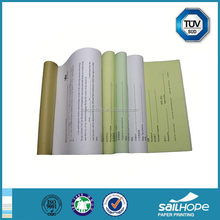 Quality exported cosmetics sales invoice printing