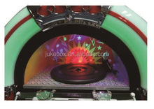 Retro Commercial Jukebox turntable record player for Sale - Restaurant / Bar Equipment - CD Jukebox Wulizter Style