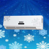 mini air conditioner camping with remote control