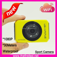 Cheap Price Waterproof Full HD 1080P wifi promotional digital camera