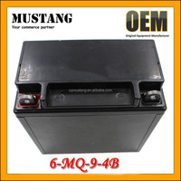 12Volt 9ah Deep Cycle Battery , Sealed Lead Acid Battery for UPS