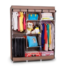 SW amazing design folding cloth folding fabric wardrobe furniture bedroom import furniture from china