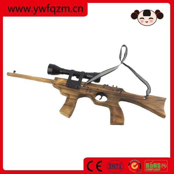 en bois r plique chasse fronde fl che pistolet mod le arme jouet id de produit 60429147343. Black Bedroom Furniture Sets. Home Design Ideas