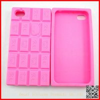 Good quality mobile phone silicon skin case for iphone 4