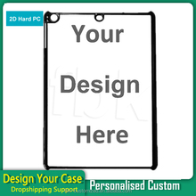 No MOQ dropship supplier for custom 2D mobile phone case for iPad air/5