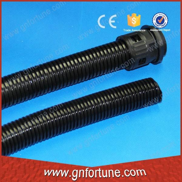 Pvc pp pe pa flexible conduit pipe plastic corrugated