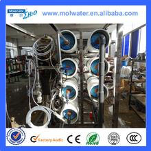 Sistema de água RO tratamento fábrica e conservação de água