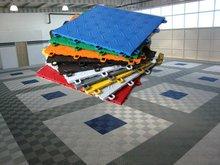 Portable shiatsu massage mat for factory