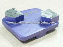 H Slide-on Diamond Abrasive Blocks for Granite