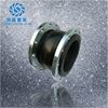 Absoring movement high pressure single shpere rubber bellow expansion joint