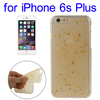OEM Service Star Sequins Flash Powder Series TPU Case Cover for iPhone 6s Plus