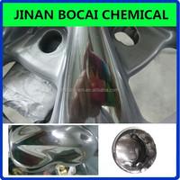 vmp aluminum pigment mirror chrome effect aluminum paste for car paint