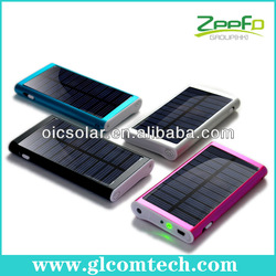 Widely used 3000mAh emergency solar battery charger aa
