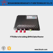wholesale 1310 nm and 1550 nm double working window FTTB(fiber to the building)(BHR-II) Optical Receiver
