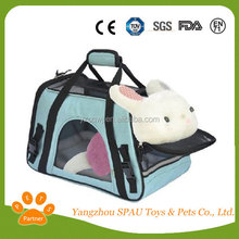 Lovely portable luxury dog travel kennel
