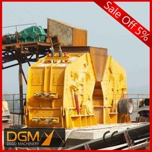 Mining and quarrying equipment aggregate crusher machinery