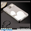 new design case for iphone 5s hard case with color printing