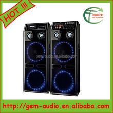 China Professional Active Bass Subwoofer Loudspeaker Gem-6006