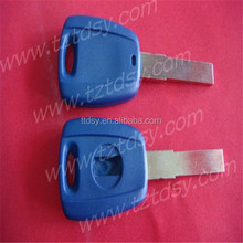 TD high quality transponder key with id48 key shell milling for fiat