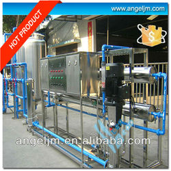 useful good quality two stage 1500LPH mineral water plant cost