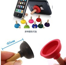 Hot selling wooden cell phone holder