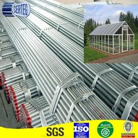 galvanized steel Round pipe from China manutacturer