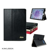OEM manufacture professional flip leather case for ipad mini 3
