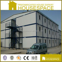 Fast Build Customized 3 story container house