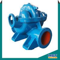 High output bare shaft water pumps