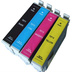 t0711,t0712,t0713,t0714 for Epson Printer Ink Supplies