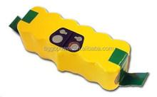 Nuovo 14.4v 2100 mAh vuoto pacco batterie per irobot roomba500 510 530 532 535 540 550 560 serie