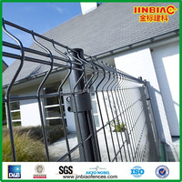 decorative used chain link wire mesh fence