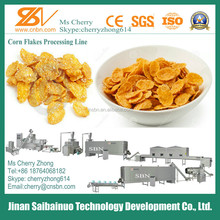Automatic Cereals Corn Flakes Making Machinery
