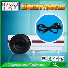 Best Quality DLP LED Video Projector 3500 Lumens 1280x768 HD 3D Imax Image