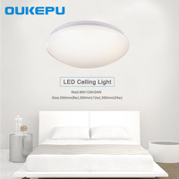 10 years factory experience energy saving and low-carbon harga lampu down ceiling light, LED ceiling lamp with high quality