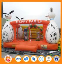 Popular castle combo games for amusement park inflatable bounce house