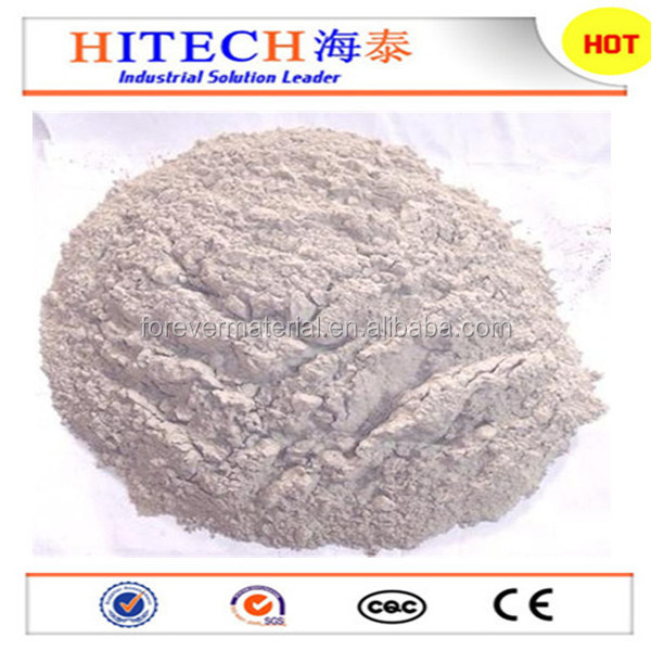 Calcium Aluminate Cement : China manufacturer ca high alumina refractory castable