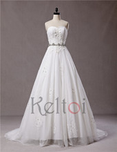 2015 alibaba latest bridal wedding gowns pictures sweetheart neckline with diamond belt