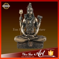 Hindu god Statue Buddha Shiva for sale