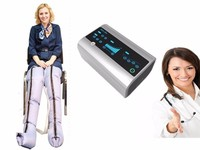 FDA CE approved lympha press machine lymphedema lymphatic drainage machine