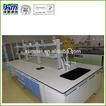 la resina de epoxy mesa de trabajo de laboratorio fabricante de muebles
