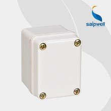 Saipwell quick offer IP66 DS-AG-0506 50*65*55MM ABS waterproof enclosure / industrial junction box